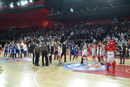 Equipe JL Bourg - ©Jordan Allamanche