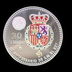 Moneda de 30 € a color thumbnail