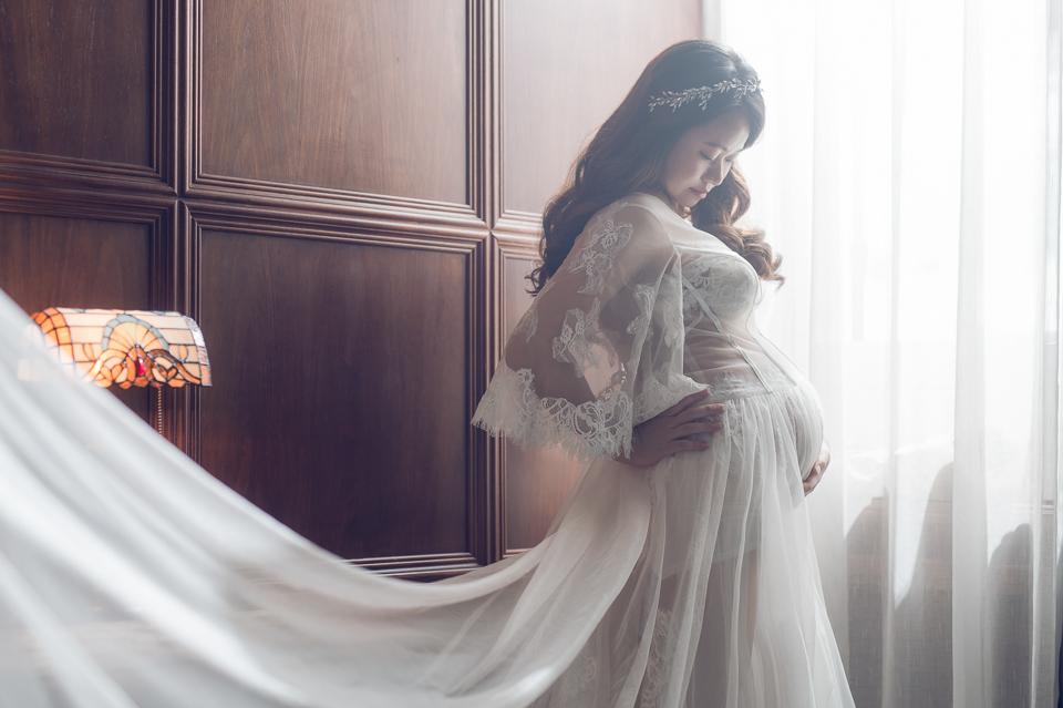 台南孕婦寫真推薦 夢幻唯美孕媽咪 WT 014