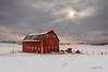 Huber Barn # 190 (Mike Linnihan) Tags: old red barn