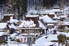 美山17・Miyama (anglo10) Tags: 南丹市 京都府 japan kyoto 美山 雪 snow 古民家 建築物 architecture