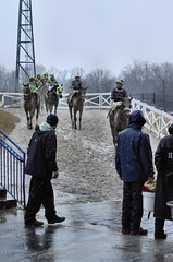 "2018-02-10 (33) r4 jockeys return to the paddock at Laurel Park (JLeeFleenor) Tags: photos photography md maryland marylandracing laurelpark laurelracecourse horseracing track rain wet jockey جُوكِي ""赛马骑师"" jinete ""競馬騎手"" dżokej jocheu คนขี่ม้าแข่ง jóquei žokej kilparatsastaja rennreiter fantino ""경마 기수"" жокей jokey người horses thoroughbreds equine equestrian cheval cavalo cavallo cavall caballo pferd paard perd hevonen hest hestur cal kon konj beygir capall ceffyl cuddy yarraman faras alogo soos kuda uma pfeerd koin حصان кон 马 häst άλογο סוס घोड़ा 馬 koń лошадь outside outdoors"