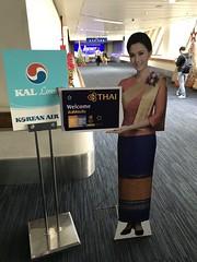 Royal Silk lounge poster (Khunpaul3) Tags: tg royal silk lounge poster mnl manila airport