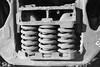 Railcar spring assembly (Scott Micciche) Tags: p30 paranol s filmdev:recipe=11948 ferraniap30alpha80 film:brand=ferrania film:name=ferraniap30alpha80 film:iso=80