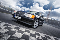 1989 Mercedes-Benz 190E 2.5-16V (Rawcar.com Photography) Tags: mercedes mercedesbenz 180e car cars auto automobile automotive photography photographer classic classics modern vintage oldtimer youngtimer retro vehicle rawcar rawcarcom chrome wheels culture sport autosports race racing motorsports fineprint artprint calendars calendar 2015 2016 2017 raw21 raw21com blog mikemotorov