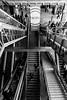 Descente (Daniel_Hache) Tags: batiment building sigma gare canon stair light montparnasse lumiere urban ombre 550d escalier eos urbain station 1770 flickrchallengegroup