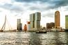 Rotterdam Skyline (bertincrete) Tags: hotelnewyork kopvanzuid rotterdam skyline