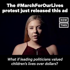 """The #MarchForOurLives protest just released this ad • <a style=""""font-size:0.8em;"""" href=""""http://www.flickr.com/photos/117301827@N08/40557526051/"""" target=""""_blank"""">View on Flickr</a>"""