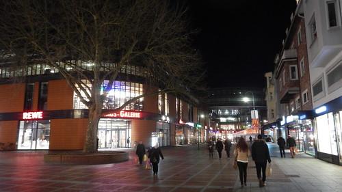 Leverkusen, Wiesdorfer Platz [14.02.2015]