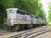 20170514 68 former MARC locomotives, Columbia, Pennsylvania (davidwilson1949) Tags: columbia pennsylvania marc railroad locomotive