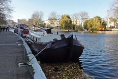 2017 11 23 004-1 Little Venice, London (Mark Baker.) Tags: 2017 baker eu europe london mark november autumn barge boat britain british canal capital central city day england english european fall gb grand great kingdom little outdoor paddington photo photograph picsmark uk union united urban venice