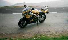 Fireblade 1999 Llangollen (mrd1xjr) Tags: fireblade 1999 llangollen