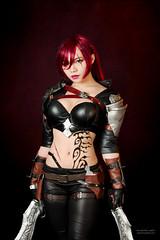 Ling Yan - Katarina (tony_redink2000) Tags: tonydelovphotoart cosplay costume katarina portrait