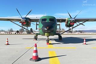 0216 PZL M-28 Bryza Poland Air Force