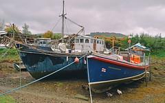 RNLB Canadian Pacific.. (Harleynik Rides Again.) Tags: lifeboat traditionalwoodenboat dornie scotland highlands chickens harleynikridesagain