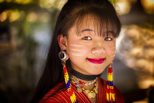 Lahu Girl