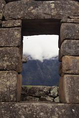 IMG_4165 (noemislee) Tags: peru cusco diciembre december 2017 noemi slee noemislee noemí tatiana vanessa ximena sánchez mendoza machu picchu perú world wonder seven green ancient history window ventana inspiring beautiful