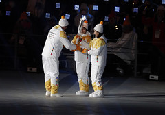 Ceremonia De Inauguracion PyeongChang 2018 18
