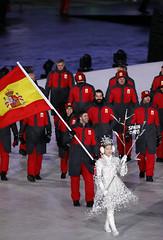 Ceremonia De Inauguracion PyeongChang 2018 42