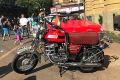 _8430 (Yazed Lord) Tags: vintage rally feb2018 mumbai horniman circle bike bikes