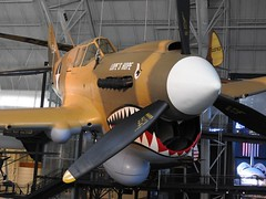 "Curtiss P-40-E Kittyhawk 2 • <a style=""font-size:0.8em;"" href=""http://www.flickr.com/photos/81723459@N04/25365753927/"" target=""_blank"">View on Flickr</a>"