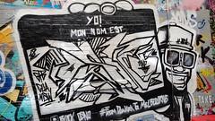 Black Os... (colourourcity) Tags: graffiti streetart streetartnow streetartaustralia streetartmelbourne burncity melbourne colourorucityburncity awesome nofilters original colourourcity blackos osno blackosno gfb cua nsw rutledgelane