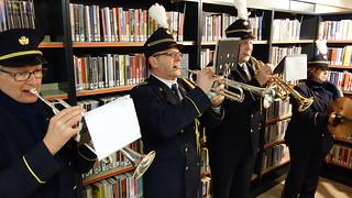 Opening tijdelijke locatie bibliotheek Schijndel.