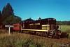 The Lewis & Clark Railway of Clark County, Washington (C.P. Kirkie) Tags: battleground wa washington clarkcountywashington northernpacific np railroads trains touristtrain excursiontrain emd sw8