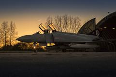 At the end of the day (Nimbus20) Tags: phantom rollsroyce spey mcdonnelldouglas f4 jet coldwar raf fast noise suffolk wattisham england