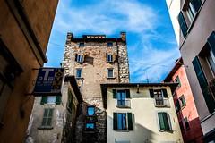 Brescia, Italy (Davide Tarozzi) Tags: brescia italy italia case architettura