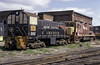 A Boarded up Alco and a Beat up Boat (ac1756) Tags: mec mainecentral alco s2 u25b 236 waterville maine