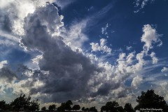 Birth of a Thunderstorm (Kool Cats Photography over 9 Million Views) Tags: storm clouds sky landscape thunderstorm oklahoma weather