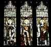 Window at St Mary Stannington (Kniphofia) Tags: stmarystannington morpeth church kempe