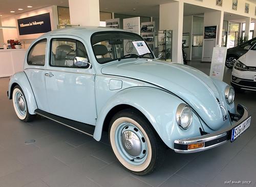 VW Käfer-Última Edición