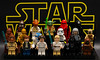 Star Wars Lego Minifigures (Andrew D2010) Tags: legostarwars landocalrissian hansolo lego kenobie jedi c3po darthvader princessleia redguard darth minifigures obiwan imperialgunner deathstargunners sandpeople r2d2 tuskenraider stormtrooper lukeskywalker chewbaccajawa starwars imperialguard yoda lightsaber deathsquadcommander admiralackbar luke