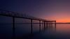 Crepusculo en el Vigia... (protsalke) Tags: twilight lanscape color light beautiful colors sunset seascape nikon andalucia colores crespusculo blue azul sea