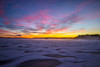 Cold sunset (Arttu Uusitalo) Tags: winter december wideangle landscape lake lakescape clouds sunset cold colorful finland southern ostrobothnia canon eos 7d mkii sigma 1020