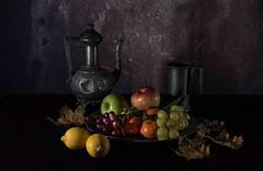 Fruits de saison (clubphotobougival) Tags: naturemorte stilllife fruits strobism