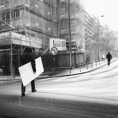 Snow #urban #streetphotography #photo #photography #street #urbanlife #blackandwhitephotography #mobilephotography (P. Farris aka russus) Tags: urban streetphotography photo photography street urbanlife blackandwhitephotography mobilephotography