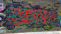 Sleek... (colourourcity) Tags: streetart streetartaustralia streetartnow graffitimelbourne graffiti melbourne burncity awesome colourourcity nofilters original sleek id