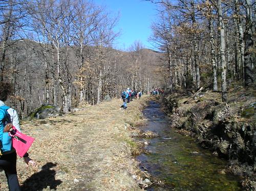 Senderismo por Cascadas Aguas Cemidas Zamora Fotografía Javi Cille (14)