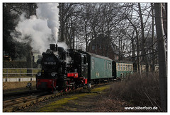 RüBB - 2018-04 (olherfoto) Tags: bahn eisenbahn schmalspurbahn rasenderroland kleinbahn rügen rükb rübb dampf dampflok dampfzug zug vasut kisvasut rail railway railroad narrowgauge steam train steamtrain
