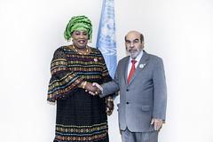 24912_0189 (FAO News) Tags: arc africa regionalconference sudan bilateralmeetings highlevelvisits fao directorgeneral khartoum