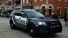 Allegheny County Port Authority (Central Ohio Emergency Response) Tags: pittsburgh pennsylvania police allegheny county port authority ford
