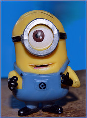 Stuart-soB (Guyser1) Tags: stuart minion westyellowstone nikond3200 toy