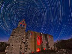 Memories of the past. (juanolas1966) Tags: monasterio armedilla valladolid circumpolar españa cogeces del monte