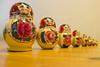 Babushka Dolls (Steffe) Tags: matrjosjka matryoshkadolls russiannestingdolls russiandolls матрёшка