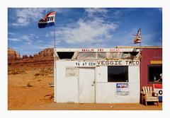 Fry bread (philippe*) Tags: monumentvalley navajo business arizona