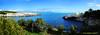Panorama Porto Badisco (Santo Salvatore Foggetti) Tags: mare cielo baia acqua adriatico salento puglia italia panorama panoramica merge pothomerge fotomerge seascape portobadisco badisco otranto sonya7 sonyilce7 hdr foggetti