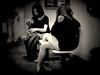 Tokio, mon amour (Felipe Sérvulo) Tags: piernas chica muchacha paraguas mujer